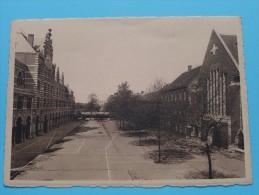 Aartsbisschoppelijk Seminarie Binnenzicht Speelplaats / Anno 1963 ( Zie Foto Voor Details ) !! - Hoogstraten