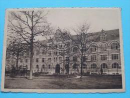 Aartsbisschoppelijk Seminarie Gevel Langs Den Tuin / Anno 19?? ( Zie Foto Voor Details ) !! - Hoogstraten
