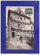 LAMBALLE Maison Du Bourreau 1 Gars 1909 ( TTB ETAT) Zz640) - Lamballe