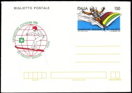 Italy Rome 1981 / World Championship In Water Skiing