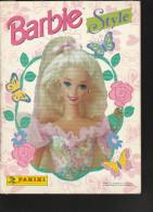 DC1) BARBIE STYLE FIGURINE PANINI 1995 NON COMPLETO FIGIRINE MANCANTI 1 4 6 9 12 21 22 25 26 31 33 34 41 43 51 53 57 63. - Panini