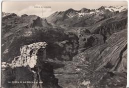 Val D'Aosta - La Conca Di La Thuile Mt. 1441 - Panorama (Piccolo S. Bernardo) - Italia