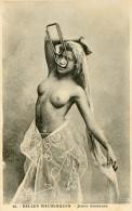 ALGERIE - BELLES MAURESQUES - JEUNE DANSEUSE - Frauen