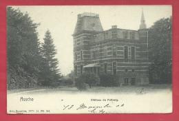 Asse - Kasteel Putberg  - 190?  ( Verso Zien ) - Asse