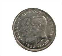 Belgique - 10 Francs - Deux Belgas - 1930 - Léopold 1  Et 2 Et Albert - Nickel - Sup - - 1909-1934: Albert I