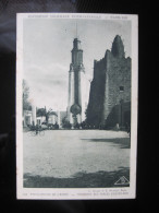 Exposition Coloniale Internationale - Paris 1931 - 241. Participation De L'armée - Monument Des Forces D'Outre Mer - Mostre