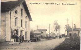 Carte Postale Ancienne De LAVELINE Devant BRUYERES - France