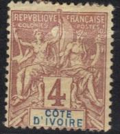 Côte-d´Ivoire N° 3 * - Elfenbeinküste (1892-1944)