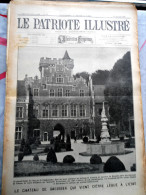 Le Patriote Illustré N°30 Du 24/07/1921 Gaesbeek Anvers Louvain Irlande Carpentier Dempsey Boxe - Sammlungen