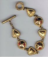 Bracelet   Jacques Esterel  Paris   20 Cm - Bracelets