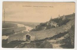 78 - Mantes-Limay         Ermitage De St-Sauveur - L'Entrée - Mantes La Jolie