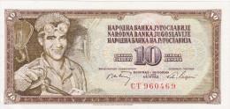 10 Dinara 1968 UNC ! - Yougoslavie