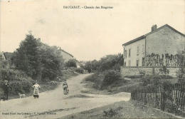 CPA Baccarat-Chemin Des Bingottes  L 2024 - Baccarat