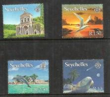 SEYCHELLES Serie Completa Nuova ** MNH - Seychelles (1976-...)
