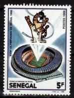 SENEGAL  N° 768  * *   Jo 1988  Football  Soccer Fussball Mascotte Stade - Football
