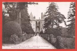 CPA Rozoy En Brie - Rozay En Brie - Château De La Grange - Résidence Du Général Lafayette - Rozay En Brie