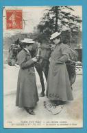 CPA 2309 PRAIS NOUVEAU - Métier Les Femmes Cocher - Mme MOSER Et Mlle VILAIN - Taximètre - Straßenhandel Und Kleingewerbe