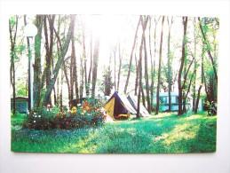 33 BORDEAUX VILLENAVE-d'ORNON Camping Caravaning LES GRAVIERES - Bordeaux