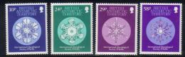 Z838B - ANTARTIC 1986 , Serie N. 156/159  *** MNH . - Territorio Antartico Britannico  (BAT)
