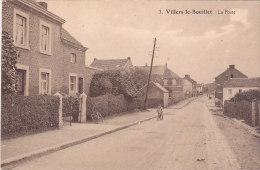Villers-le-Bouillet - La Poste (animée, Ed. Cuivers-Lemye) - Villers-le-Bouillet