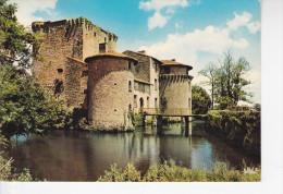 AMAILLOUX (79-Deux-Sèvres) Château De Tennessus (Tennesus), Près De Parthenay, Ed. Iris 1979 - Autres Communes