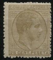 102313 España Edifil 194 * De Color Fresco Catalogo 33,- - Ongebruikt