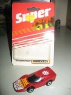 MATCHBOX 35 FANDANGO SUPER GT - Matchbox (Lesney)