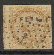 #96# COLONIES GENERALES N° 3 Oblitéré Ancre    LUXE - Aigle Impérial