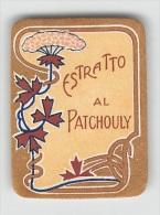 """04868 """"DITTA PIETRO BORTOLOTTI - BOLOGNA - ESTRATTO AL PATCHOULY"""" ETICHETTA ORIGINALE PER COSMESI. - Etichette"""