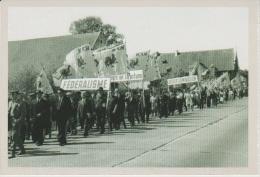 CP - BELGIQUE - Carte 175  Du SOIR - Manifestation Du Mouvement Populaire Wallon En 1962. - Eventos