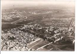 Photo Originale Vue De MEKNES, Prise D'un Avion Militaire: 1925. - Lieux