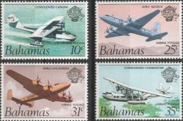 "BAHAMAS 549x-2x ""200 Jahre Luftfahrt"" MNH / ** / Postfrisch - Bahamas (1973-...)"
