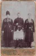 Russia.Photo. Office. Military. Cossack. Dagger. *** - Russia