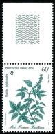 POLYNESIE 1986 - Yv. 270 ** SUP Bdf  Cote= 2,00 EUR - Plante Médicinale Miri Ocimum  ..Réf.POL22440 - Französisch-Polynesien