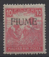 FIUME - YT N° 22 - Neuf ** - MNH - Cote: 80,00 €