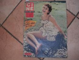 CINE REVUE N° 31  ( JUILLET -1960 ) GIORGIA MOLL - JULIETTE GRECO - Dos: GREGORY PECK - Cinéma