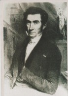 CP - BELGIQUE - Carte  17  Du SOIR - Adolphe Quetelet Astronome, Fondateur De L'Observatoire Royal De Météorologie. - Evénements