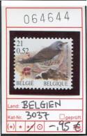 Buzin - Belgien - Belgique - Belgie - Belgium - COB 2987 / Michel 3037 -  Wacholderdrossel - ** Mnh Neuf Postfris - 1985-.. Birds (Buzin)