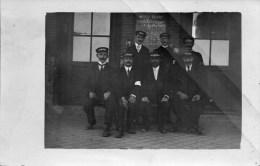 60 Mouy Bury, Rare Carte Photo - Mouy