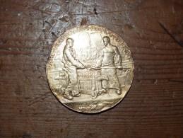 Médaille De La Monaie De Paris éditée Pour L'exposition Universelle De 1900 - Non Classificati
