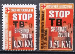 Bosnia And Hercegovina, 2006, Red Cross,TBC (MNH) - Red Cross
