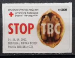 Bosnia And Hercegovina, 2002, Red Cross,TBC (MNH) - Rode Kruis