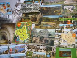 Un Lot De 750 Cartes Postales De L´Aveyron - Sin Clasificación