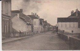 Gueugnon Grand Rue 1911 - Gueugnon