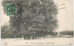 Fontainebleau Foret 1909. - Fontainebleau