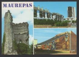 DF / 78 YVELINES / MAUREPAS / LA TOUR / CITÉ CENTRE / EGLISE NOTRE-DAME - Maurepas
