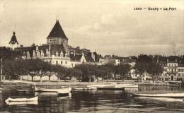 Suisse - Vaud Lausannr - Le Port - 95118 - VD Vaud