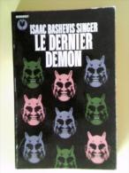 LE DERNIER DÉMON Par ISAAC BASHEVIS SINGER  :1979 :  MARABOUT - Marabout SF