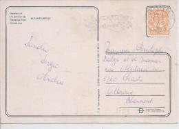 N° 2159  Obliterer Seul Sur Document - Belgium