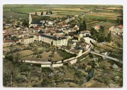 86 CPSM   NIEUIL-L'ESPOIR - VUE GENERALE AERIENNE - - Autres Communes